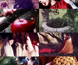 snow white, fantasy, and aesthetic image