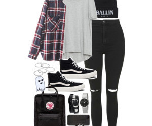 fashion, polyvore outfit, and outfit image