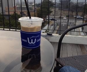 coffee, korea, and seoul image