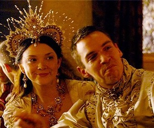 anne boleyn, henry viii, and Jonathan Rhys Meyers image