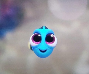 dory, film, and little image