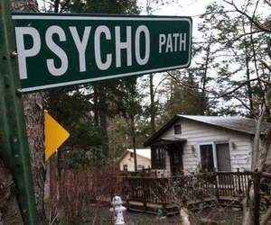 sign and psycho path image