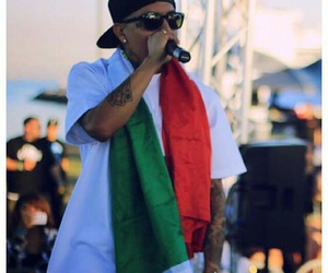 mexican flag and king lil g image