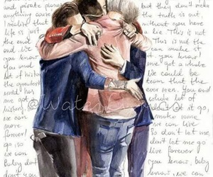 forever, directioner, and thisisnottheend image