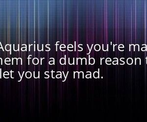 quote, signs, and zodiac signs image
