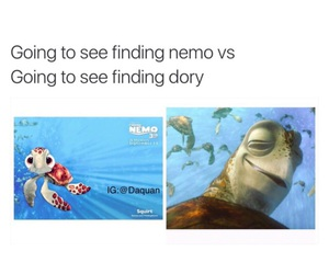 funny, finding dory, and so true image