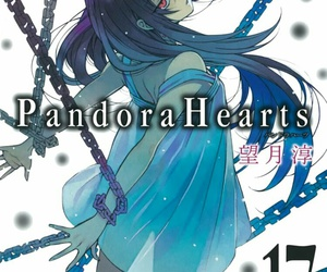 anime and pandora hearts image