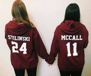 teen wolf, mccall, and stilinski image
