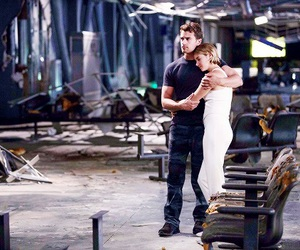 allegiant, fourtris, and four image