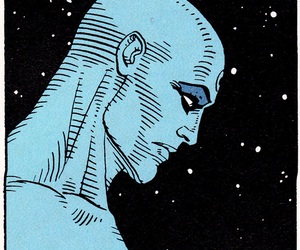 dr manhattan and watchmen image