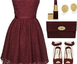 dress, girls, and accessories image