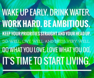 ambition, be, and drink image
