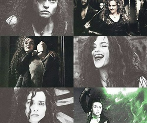 harry potter and bellatrix image