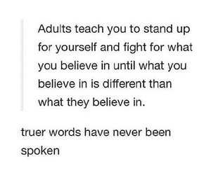 adults, quotes, and rights image