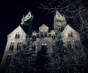 asylum, dark, and real life image