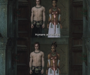 aaliyah, Queen of the Damned, and stuart townsend image