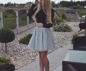 accessories, beautiful, and black shoes image