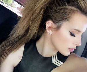 bella thorne, pretty, and actress image