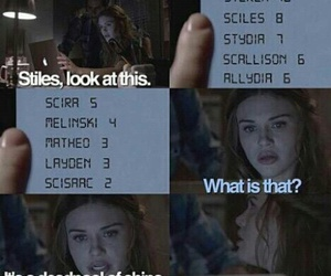 teen wolf and ships image