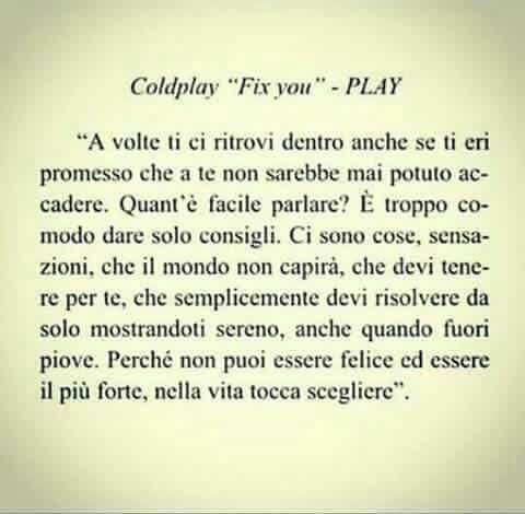 Frasi Italiane Discovered By Giuls17 On We Heart It