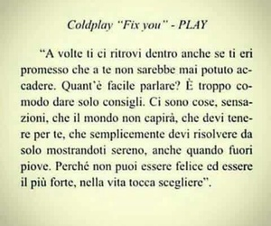 coldplay, frasi, and quotes image