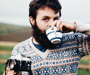 Paul McCartney, beatles, and camera image