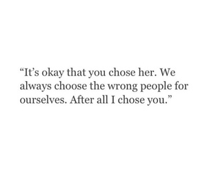 quotes, choose, and sad image