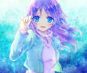anime, anime girl, and nagi no asukara image