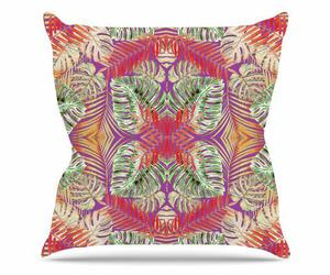 cushions, home decor, and tropical image