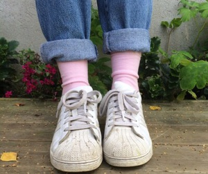 tumblr, shoes, and aesthetic image