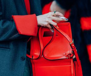 bag, fashion, and fashion week image
