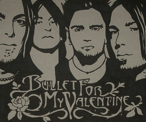 band, banda, and bullet for my valentine image