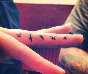 tattoo and birds image