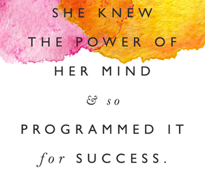 quotes, success, and mind image