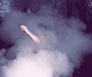 smoke, grunge, and indie image