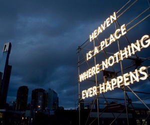 heaven, quotes, and blue image
