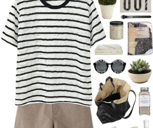 clothes, fashionista, and short image