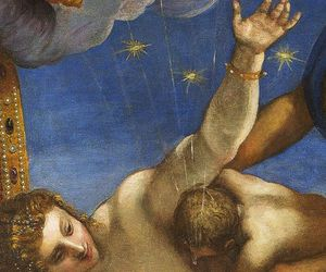 art, detail, and tintoretto image