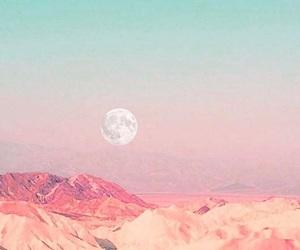 boho, desert, and landscape image