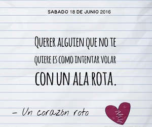amor, diario, and frase image