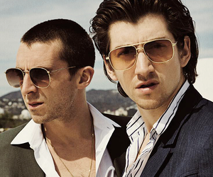 alex turner, arctic monkeys, and the last shadow puppets image