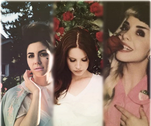 indie, marina and the diamonds, and queens image