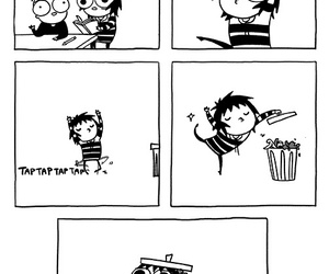 sarah andersen, funny, and comic image