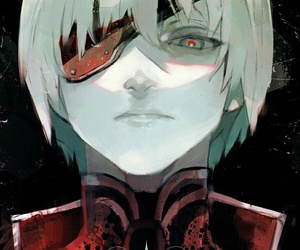 tokyo ghoul, anime, and Tg image