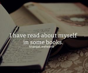 book, crush, and fandom image