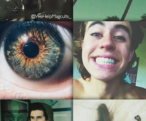 wallpaper, nash grier, and magcon image
