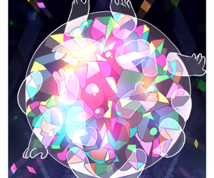 steven universe and the cluster image