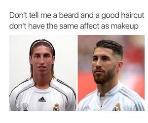 funny, beard, and humor image