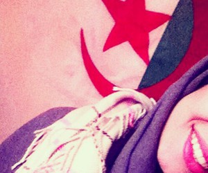Algeria, smile, and drapeau image