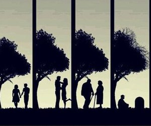 family, life, and time image